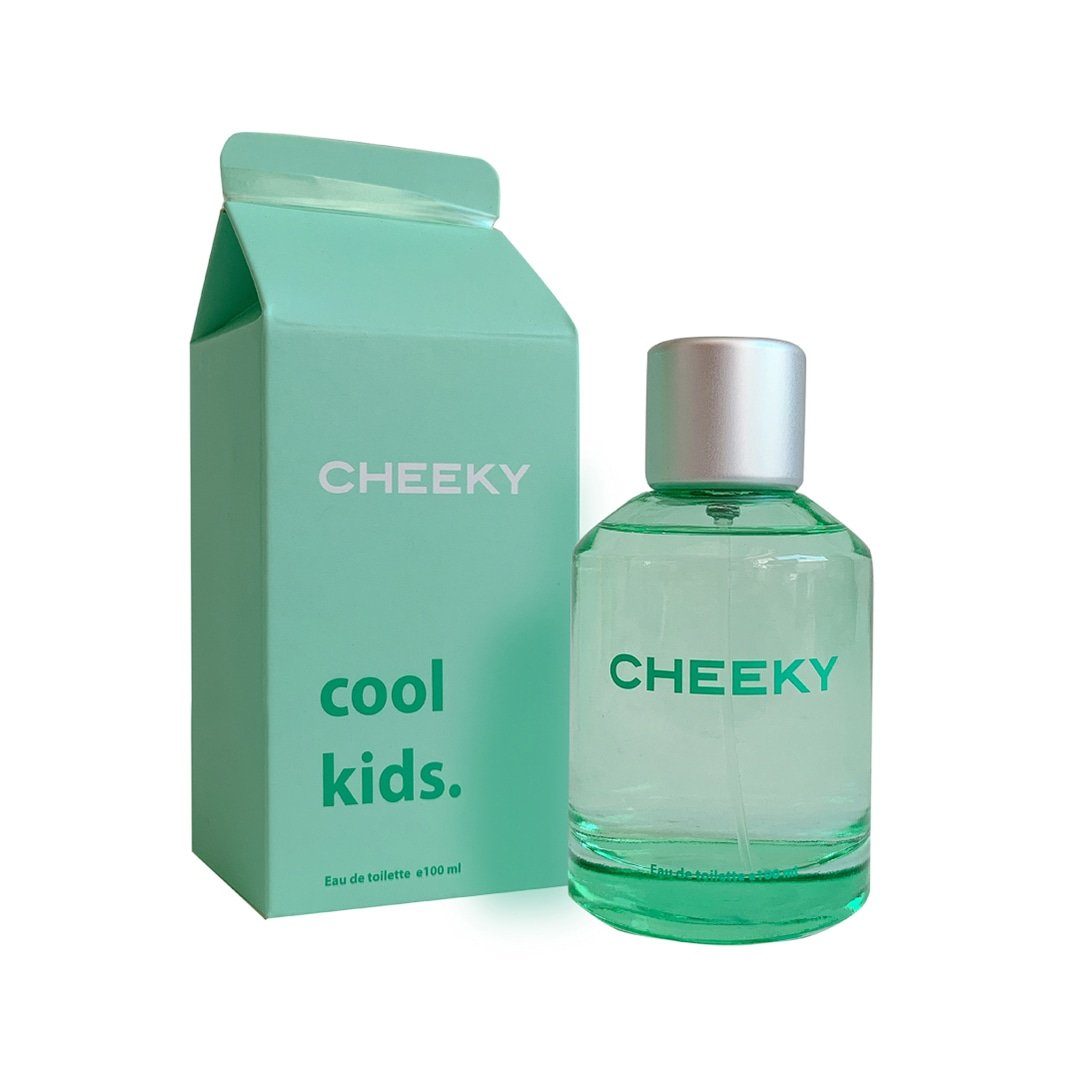 CHEEKY MOOD VERDE COOL KIDS EAU DE TOILETTE